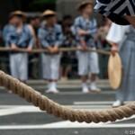 Fiers a bras - Gion matsuri - Kyoto - Japon