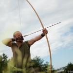L'oeil du viking - Festival viking - Avaldsnes Karmoy - Norvege