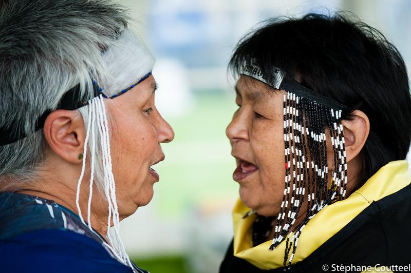 naulaq Ledrew and louisa Sudlovenick -  Nunavut Canada