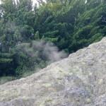 Une ile sulfureuse - La Dominique