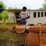Artisanat des indiens Caraïbes - La Dominique