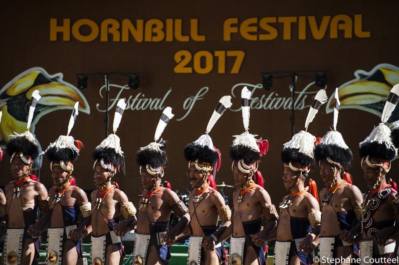 Hornbill festival Nagaland - Inde