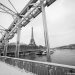 Tour Eiffel poutres glacées II
