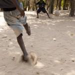 Kafountine Sénégal couleur sable