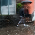 Déluge a Saint leu - La Reunion