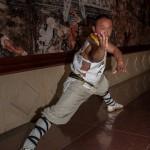Gardien du Kung fu Shaolin - Chine