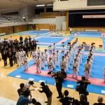 Compétiteurs qualifiés -  Budokan Okinawa